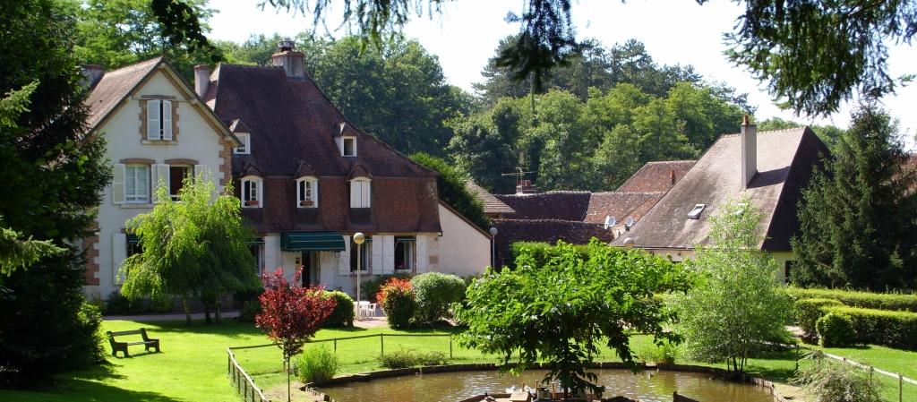 hôtel restaurant le Tronçais