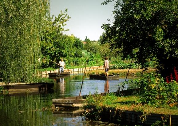 Marais de Bourges